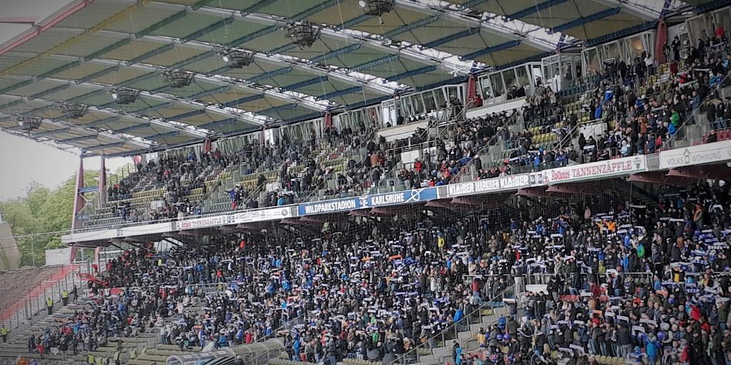 DFL-Lizenz für KSC ohne provisorisches Dach und Verkürzung der Stadionbauzeit möglich