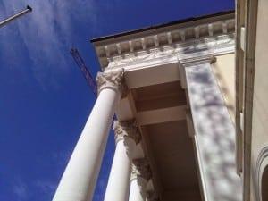 Säulen Säulengang