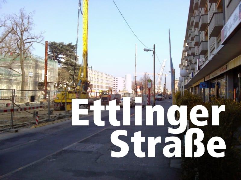 Ettlinger Straße: GfK bleibt dran