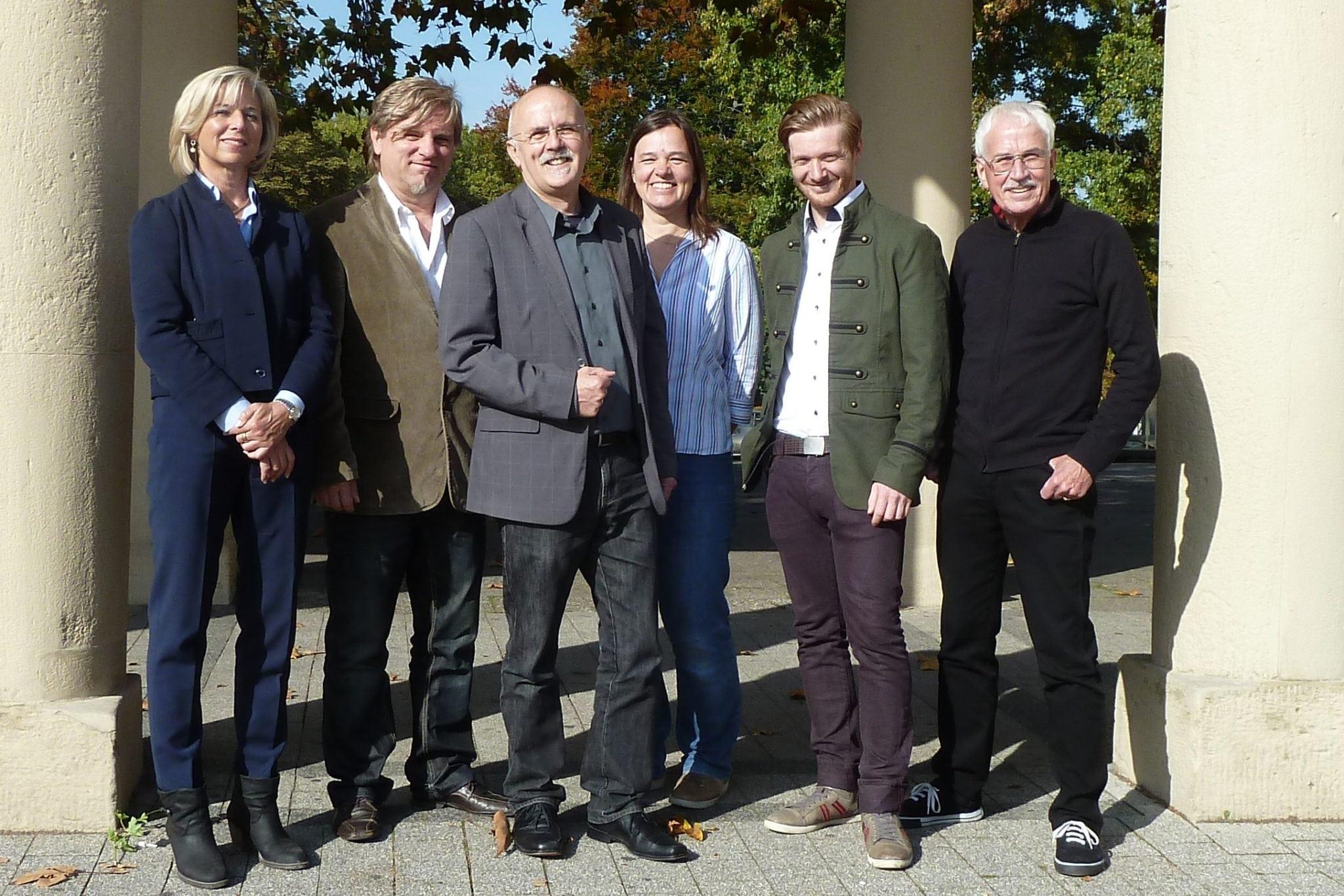 """Klausurtagung """"Gemeinsam für Karlsruhe"""" zur Gemeinderatswahl 2014"""