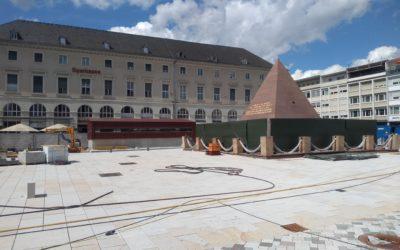 Fraktion bringt Vorschläge für die Innenstadtgestaltung ein