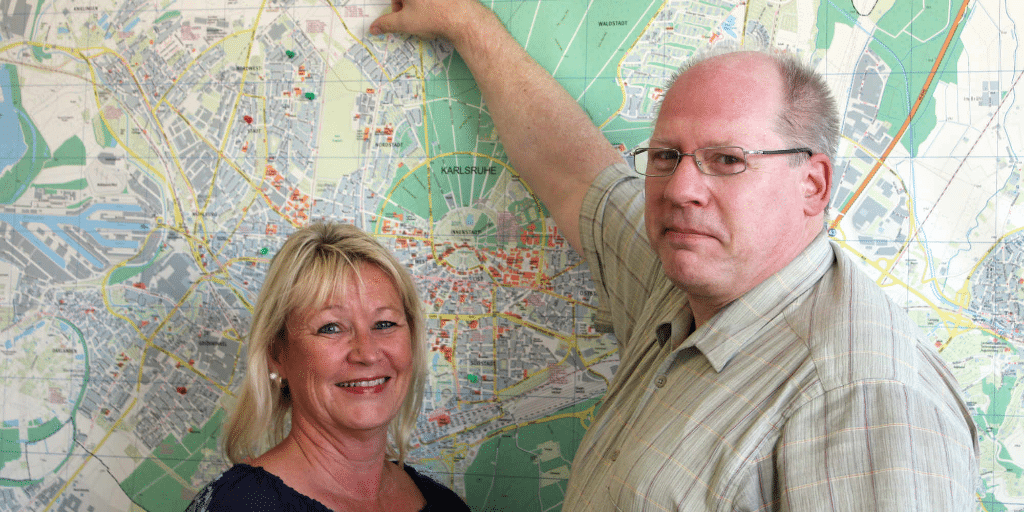 Ortsgruppe Neureut gegründet