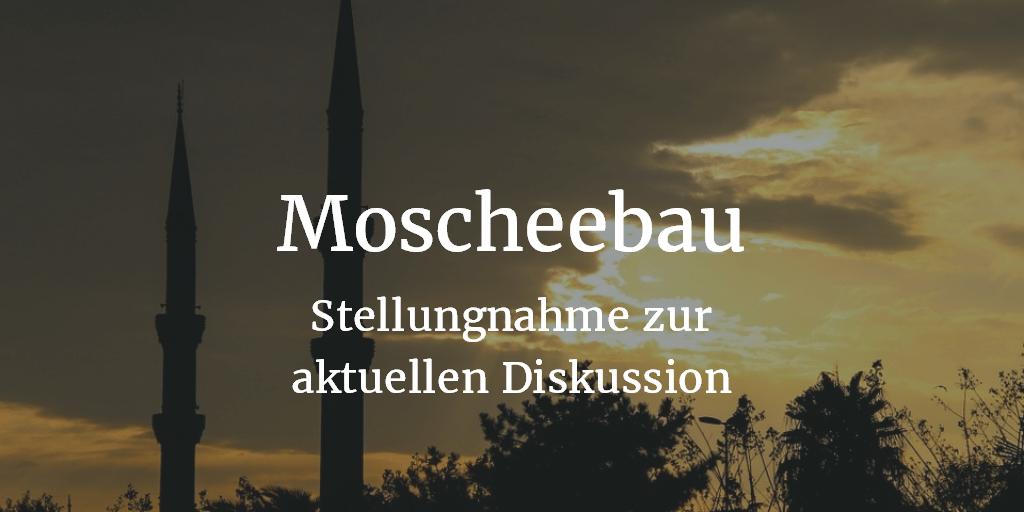 Stadträte Kalmbach und Mossuto: Ditib-Moscheeneubau jetzt? Geht nicht!
