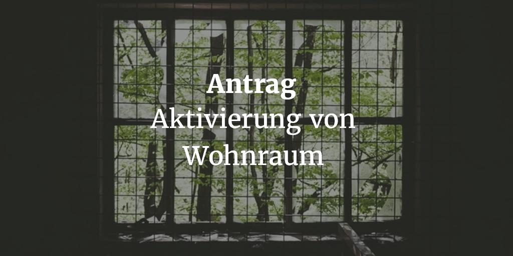 GfK und GRÜNE für Aktivierung von leerstehenden Immobilien in Karlsruhe