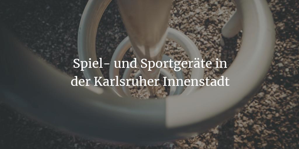 Spielinseln für Karlsruher Innenstadt finden Anklang im Gemeinderat